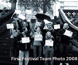 First Festival Team 2008