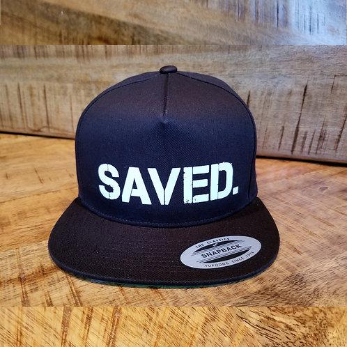 Saved Cap