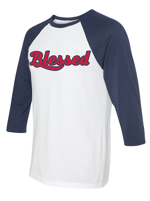 Blessed (Blue/ Red) Baseball Series