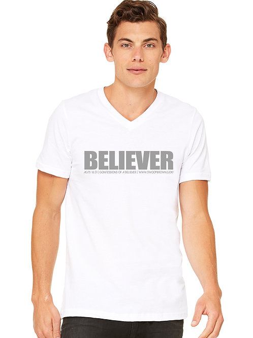 Believer (White) Acts 16:31