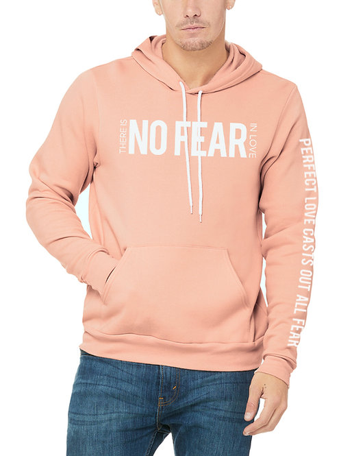 """No Fear"" Peach"