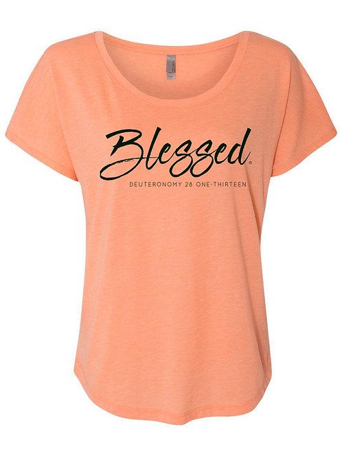 Blessed...Abundantly