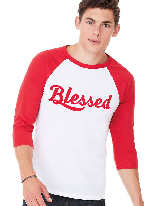 Blessed (Red) Baseball Series