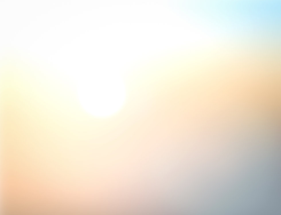 Abstract white sun light and blur beauti