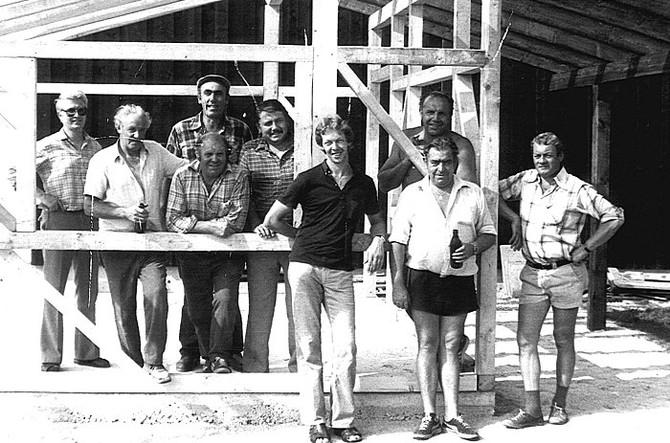 WIE ALLES BEGANN: die Anfänge der Stockschützenabteilung im TSV Schwabhausen