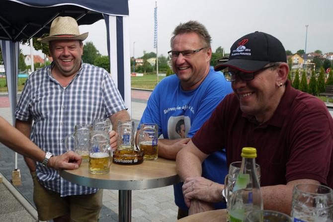 GRILLFEST: nicht nur das Bier floss in Strömen
