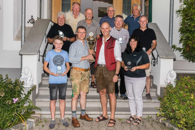 GEMEINDEPOKAL 2019: Oberroth gewinnt vor Arnbach und Schwabhausen