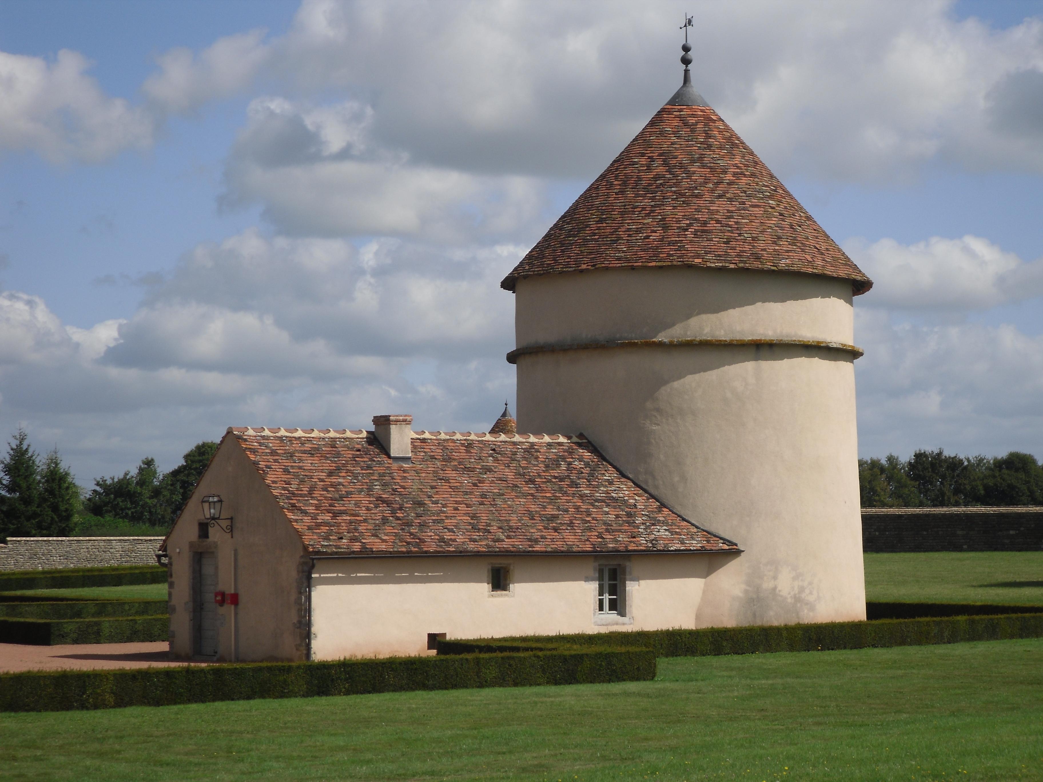 Le Pigeonnier du Château de Vianges