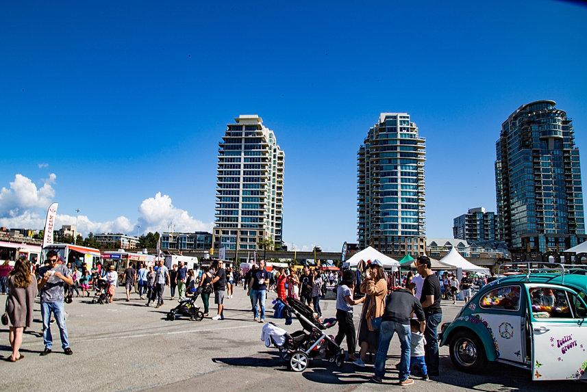 Food Truck Festival Vancouver September