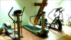 The Gym at Les Residences du Chateau