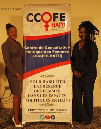 Lancement du Centre de Consultation des Femmes (COFE)