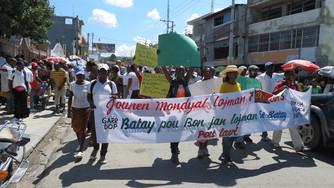 Luttes féministes en Haïti : repères historiques et conséquences actuelles de la présence internatio