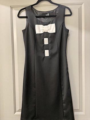 Moschino Little Black Dress Sz . 0