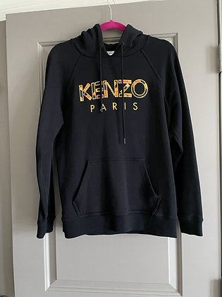 Kenzo Embroided Logo Pullover