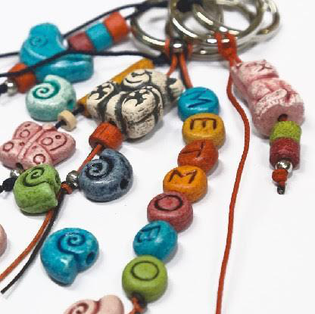 all our pendants and charms can be combined with keychains  δημιουργούμε μπρελόκ συνδυάζοντας όλα τα σχέδια