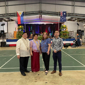 123rd Philippine Independence Day + 75th Anniversary of PH-AU Diplomatic Relations