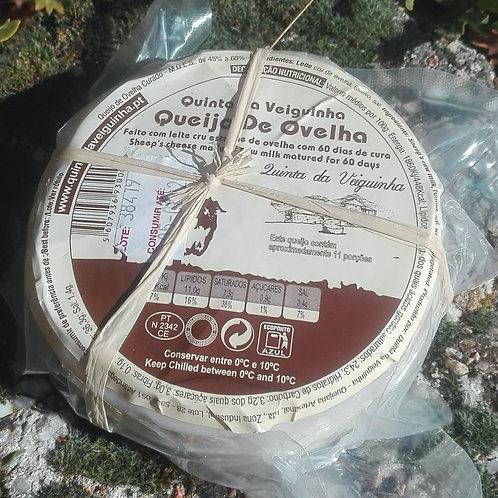 Queijo de Ovelha - Quinta da Veiguinha (360g)