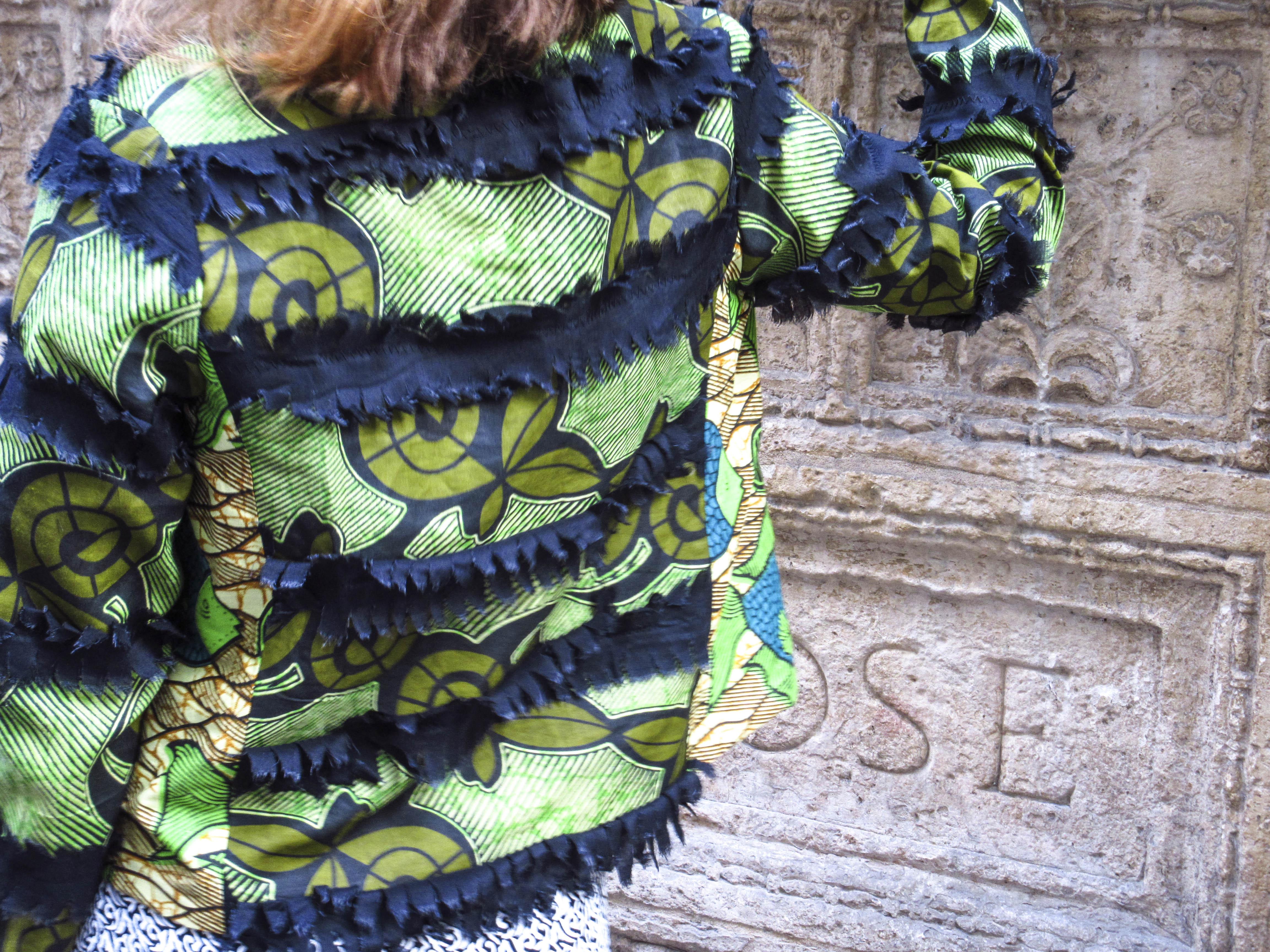 African Mink Jacket
