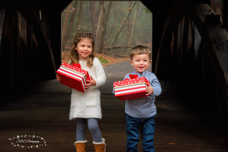 Christmas Mini Sessions: Southbury, CT  SBS Photography