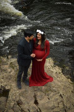 Maternity Photography CT: SBS Photography Connecticut-Wadsworth Falls