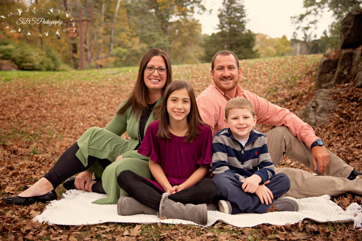 Family Session: Southford Falls, Southbury CT SBS Photography