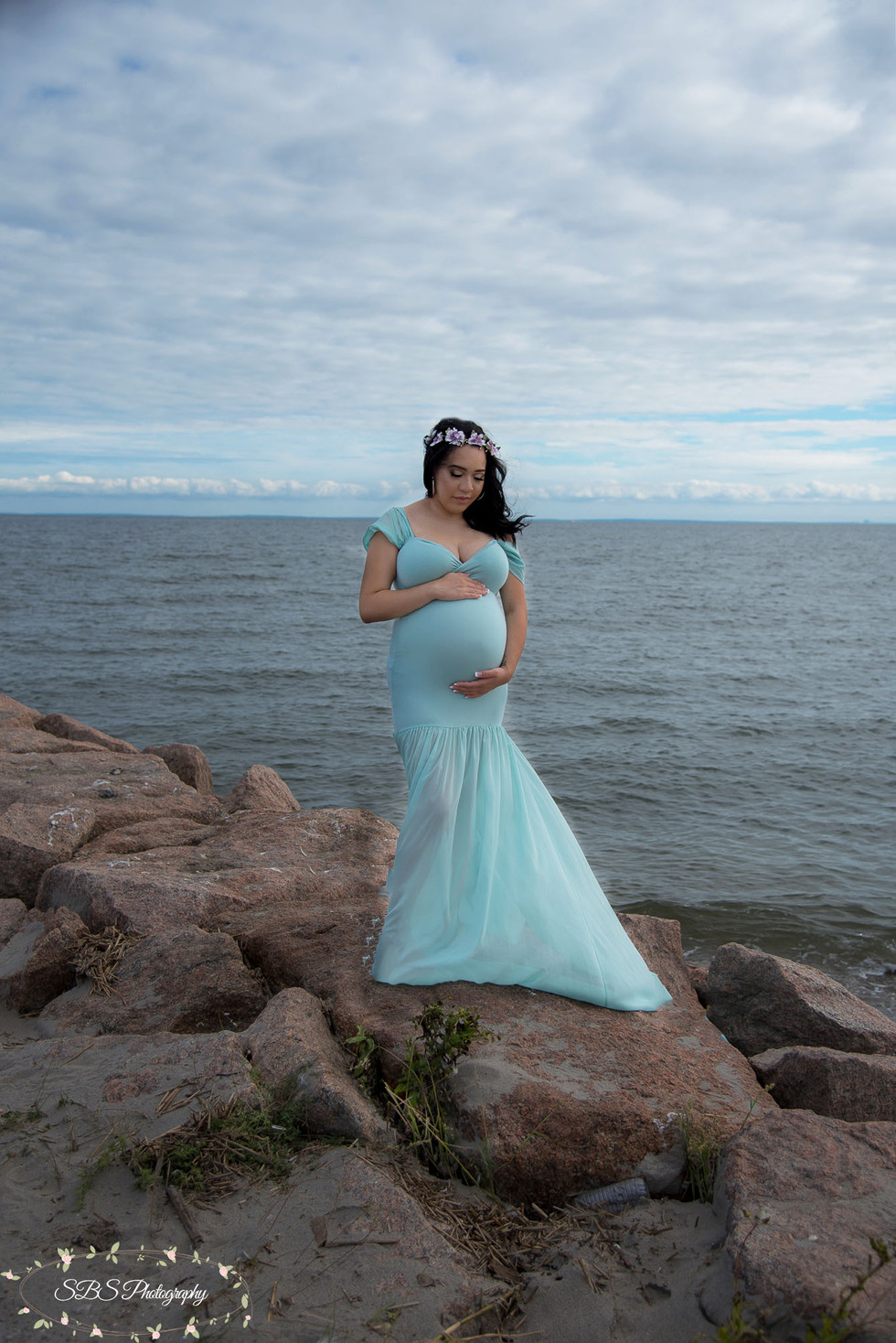Maternity Photography CT: SBS Photography Connecticut-Silver Sands Beach