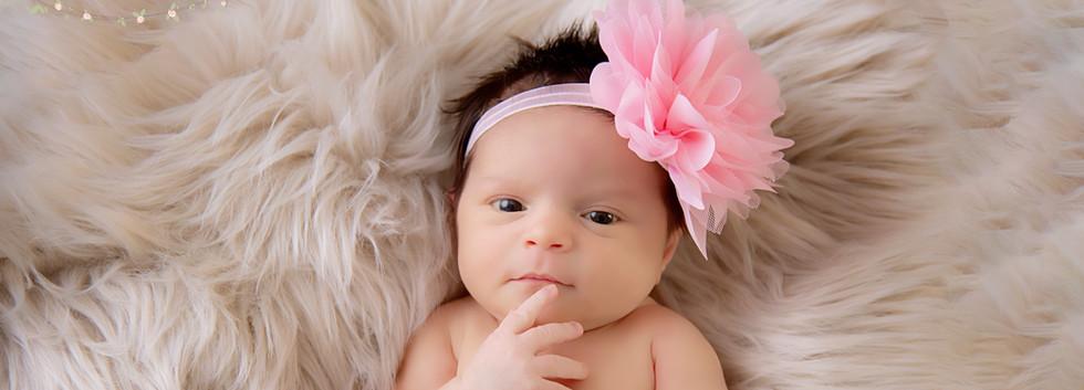 Newborn in Tutu Connecticut
