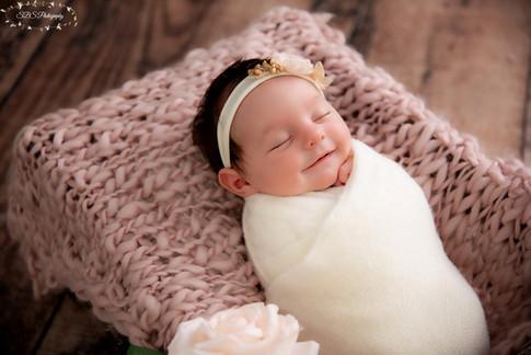 Connecticut Newborn Session