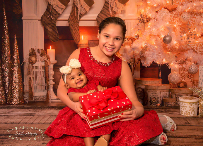 Christmas Mini Sessions: Southbury, CT  SBS Photography