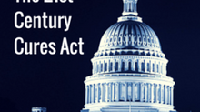 21st Century Cures Act Becomes Public Law