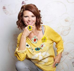 Katarína Slatinská keramické šperky