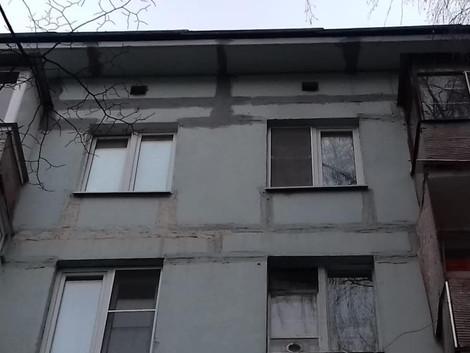 Ремонт крыш пятиэтажек перед сносом