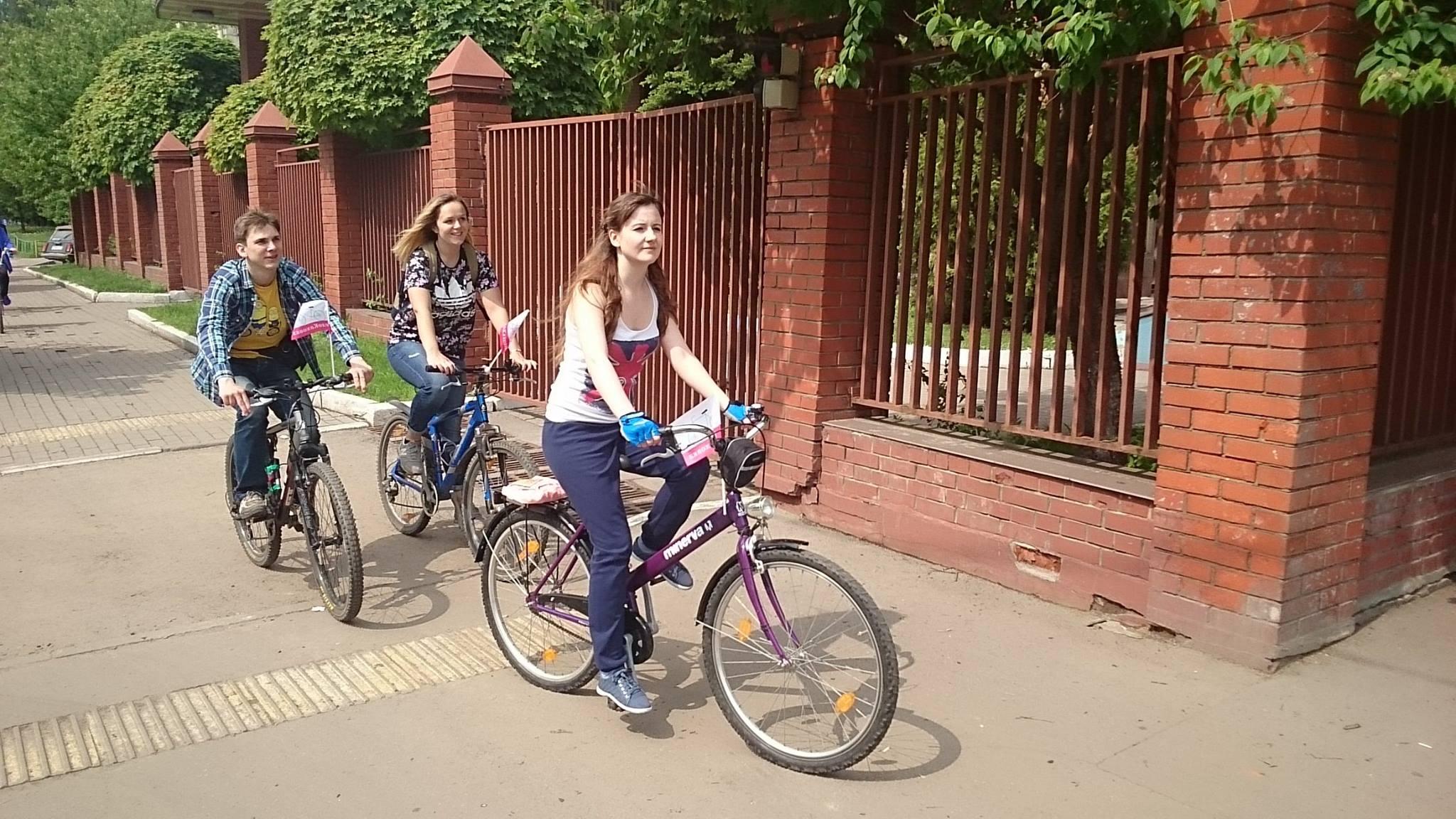 ВелоКаховка, 24 мая 2015
