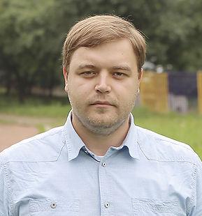 Антон Гришин. Депутат Совета депутатов муниципального округа Зюзино в городе Москве.