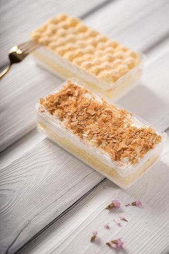 Durian Mochi Cake