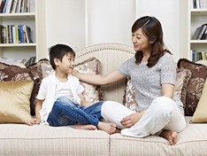 How to Talk to Your Children with Communication Challenges About Their Day