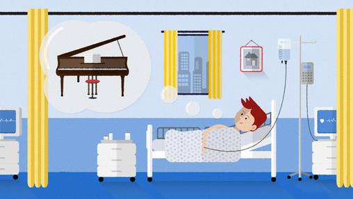 box of dreams - hospital dream 02