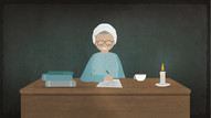 Rabbi Neria - Rachel write
