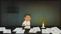Rabbi Neria - candle light study