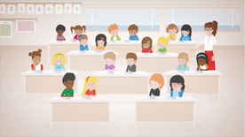 Wizdi - happy classroom