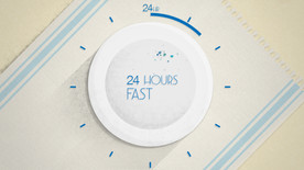 Kipur - 24 hour fast
