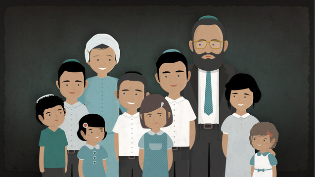 Rabbi Neria - family