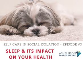 Sleep & Its Impact on Your Health