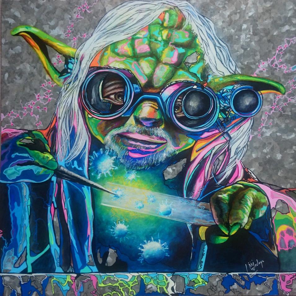 Docteur Yoda.