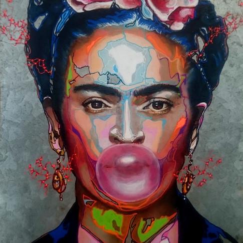 Frida et sa Bulle