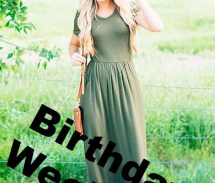 My Birthday Weekend