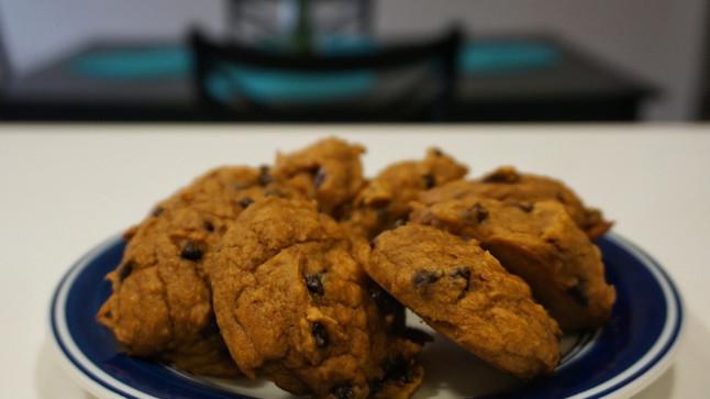 Recipe Monday: Pumpkin Cookies