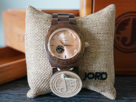 What I learned about JORD Wood Watches