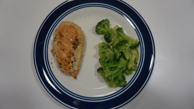Recipe Monday - Healthy Lemon Baked Chicken