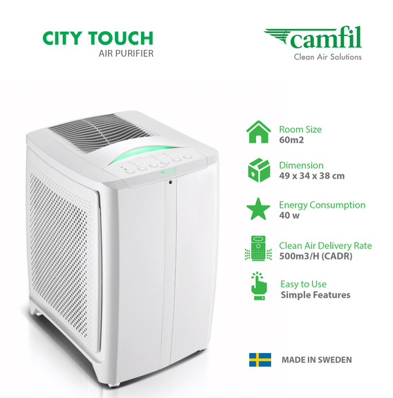 City Touch Specs